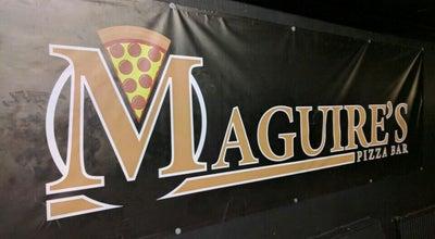 Photo of Pizza Place Maguire's Pizza Bar at 77 Renshaw Street, Liverpool L1 2SJ, United Kingdom