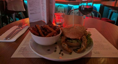 Photo of Burger Joint SoLita Didsbury at School Lane, Manchester M20 6RD, United Kingdom