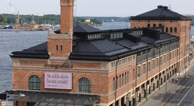 Photo of Art Museum Fotografiska at Stadsgårdshamnen 22, Stockholm 116 45, Sweden
