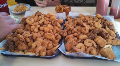 Photo of Cajun / Creole Restaurant Crawdads at 938 Ohio Ave, Lynn Haven, FL 32444, United States