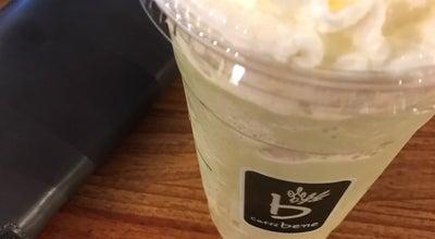Photo of Cafe Caffe bene at 3131 Lawrenceville Suwanee Rd, Suwanee, GA 30024, United States