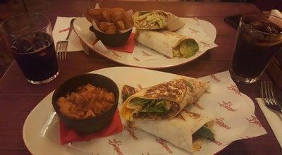 Photo of Burger Joint El Dinámico at Bilbao, Spain