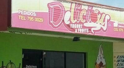 Photo of Ice Cream Shop Delicious at Mexico