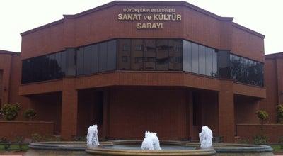 Photo of Theater Eskişehir Büyükşehir Belediyesi Sanat ve Kültür Sarayı at Mamure Mah. İsmail Gaspıralı Cad., Eskişehir, Turkey
