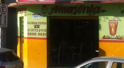 Photo of Juice Bar Amazonia Mix at Av. Rui Barbosa, Garanhuns, Brazil
