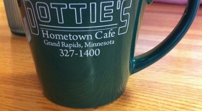 Photo of Cafe Dotties Hometown Cafe at 4th St Ne, Grand Rapids, MN 55744, United States