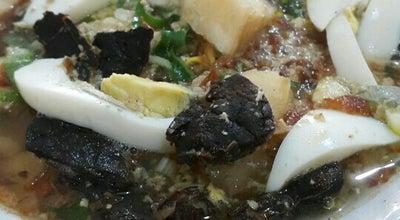 Photo of Soup Place Kios Mulia Sop Ubi & Soto Banjar at Jl. Lasinrang No. 8, Makassar, Indonesia