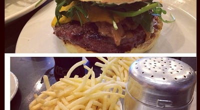 Photo of Burger Joint Gourmet Burger Kitchen at Norwich NR2 1SZ, United Kingdom