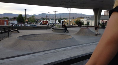 Photo of Skate Park Rhodes at Boise, ID 83702, United States