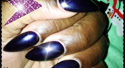 Photo of Nail Salon Vivi Nails at 855 Broad St, Newark, NJ 07102, United States