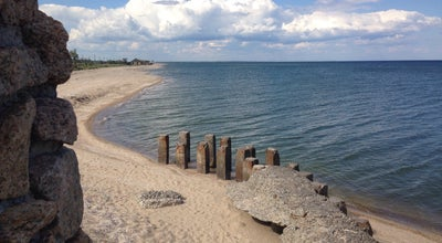 Photo of Beach Пляж на курорте at Berdyans'k, Ukraine