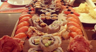 Photo of Sushi Restaurant Sushi Yoshi | سوشي يوشي at Prince Abdulaziz Bin Musaed Bin Jalawi St, Riyadh, Saudi Arabia