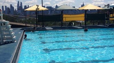 Photo of Pool West New York Swim Club at Weehawken, NJ 07093, United States