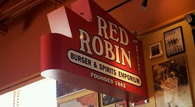 Photo of Burger Joint Red Robin Gourmet Burgers at 799 W 146th Ave, Broomfield, CO 80023, United States