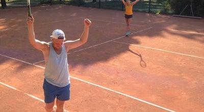 Photo of Tennis Court Kirkkopuiston tenniskentät at Finland