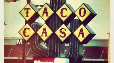 Photo of Mexican Restaurant Taco Casa at 603 15th St E, Tuscaloosa, AL 35401, United States
