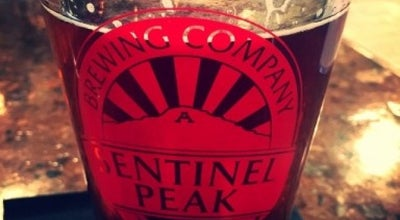 Photo of Brewery Sentinel Peak Brewing Co at 4746 E Grant Rd, Tucson, AZ 85712, United States