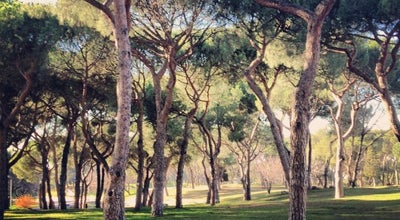 Photo of Park Parque Dehesa de la Villa at Carretera Dehesa De La Villa,  1, Madrid 28040, Spain