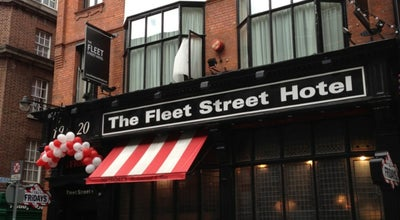 Photo of Hotel The Fleet Street Hotel at 19 - 20 Fleet Street, Dublin 2, Ireland