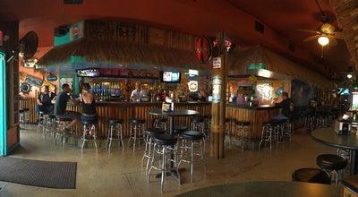 Photo of Beach Bar Tiki Hut Pub & Grill at 1010 Main St, Daytona Beach, FL 32118, United States