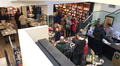 Photo of Bookstore Waterstones at 71-73 High Street, Guildford GU1 3DY, United Kingdom