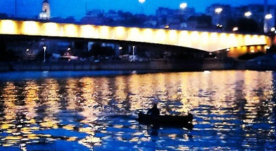 Photo of Bridge Brankov most at Brankov Most, Beograd 11000, Serbia