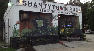 Photo of Pub Shantytown Pub at 22 W 6th St, Jacksonville, FL 32206, United States