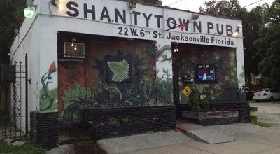 Photo of Pub Shantytown Pub at 22 W 6th St, Jacksonville, FL 32206, United States
