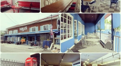 Photo of Cafe Tickles Cafe & Resto at Jl. Kenari No. 4, Demangan Baru, Sleman 55221, Indonesia