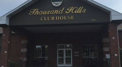 Photo of Golf Course Thousand Hills Golf Resort at 245 S Wildwood Dr, Branson, MO 65616, United States