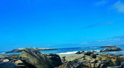 Photo of Beach Praia de Itapebussus at Brazil