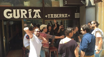 Photo of Tapas Restaurant Guria Taberna at Sant Pere 30, Sitges, Spain