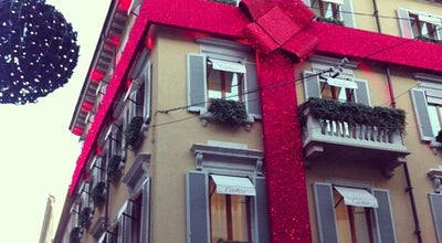 Photo of Jewelry Store Cartier at Via Montenapoleone, Milano, Italy