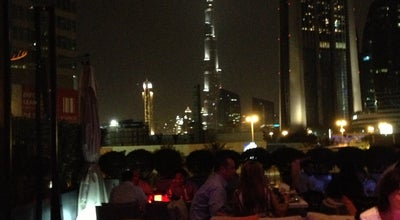 Photo of Italian Restaurant Roberto's at Difc Gate Village 1, Dubai, United Arab Emirates