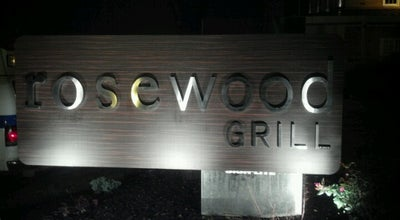 Photo of New American Restaurant Rosewood Grill at 36 E Streetsboro St, Hudson, OH 44236, United States