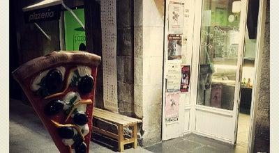 Photo of Pizza Place Pizza Via at C. Santa María, 1, Bilbao 48005, Spain