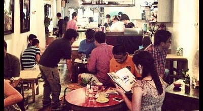 Photo of Cafe Strangers' Reunion at 33/35/37 Kampong Bahru Road, Singapore 169355, Singapore