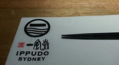 Photo of Food Ippudo Sydney ( 一風堂) at Shop 5021, Level 5 Westfield Sydney, Sydney, NS 2000, Australia