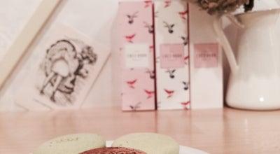 Photo of Dessert Shop Chez Dodo - Artisan Macarons & Café at Sas U. 7., Budapest 1051, Hungary