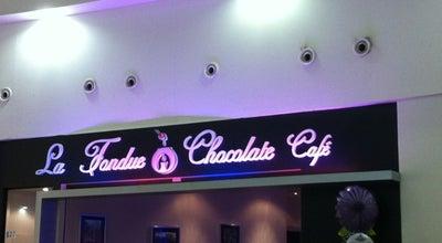 Photo of Cafe la fondue chocolate cafe at Qatif 31911, Saudi Arabia