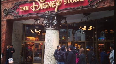 Photo of Gift Shop Disney Store at 717 N. Michigan Ave., Chicago, IL 60611, United States