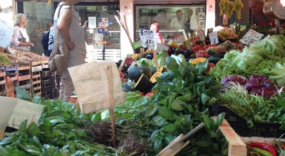 Photo of Farmers Market Market Rialto at San Polo, Campo Della Pescaria, Venice, Italy