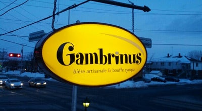Photo of Brewery Gambrinus - Brasserie Artisanale at 3160 Boul Des Forges, Trois-Rivières, QC G8Z 1V6, Canada