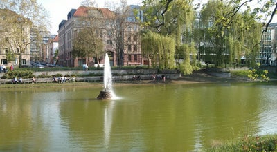 Photo of Lake Feuersee at Feuerseeplatz, Stuttgart 70176, Germany