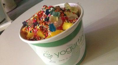 Photo of Frozen Yogurt Yogurtini at 14175 W Indian School Rd, Goodyear, AZ 85395, United States