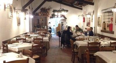 Photo of Italian Restaurant Bel Poggio at Via Del Monte Di Casa 36, Roma 00138, Italy
