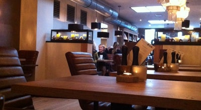 Photo of French Restaurant Hemels at Wilhelminastraat 23, Breda 4818 SB, Netherlands
