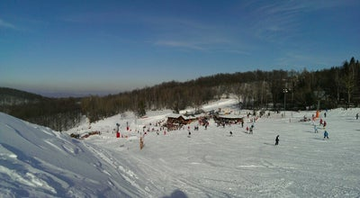 Photo of Ski Area Sípark Mátraszentistván at Sztepán Rét, Mátraszentistván 3235, Hungary