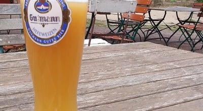 Photo of Beer Garden Schweizer Milchkuranstalt at Fürstenwall, Magdeburg 39104, Germany
