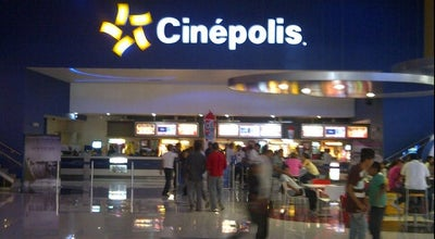 Photo of Movie Theater Cinépolis at Carretera México - Pirámides No. 8, Zona Metropolitana 55064, Mexico